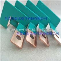 电池芯导电连接铜排 镀镍涂层铜排