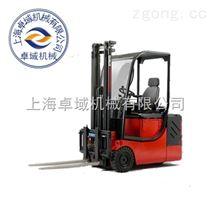 上海1-1.6噸電動防爆叉車(三支點)報價