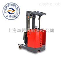 上海TF12站駕前移式電動叉車價錢