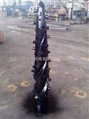 炼钢转炉出钢口扩孔器扩孔钻头批发采购