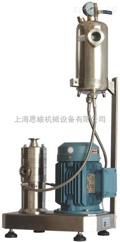 碳纳米纤维研磨分散机