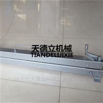 QGJ-25型输送机皮带切割机1米皮带分割机