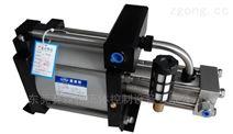气驱气体增压机
