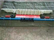 GP型皮带机聚氨酯清扫器  1米输送机清扫机