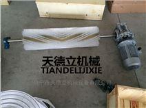 XQ-I电动滚刷清扫器 输送机清扫机