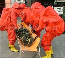 重型全密闭化学防护服冷库液氨防护