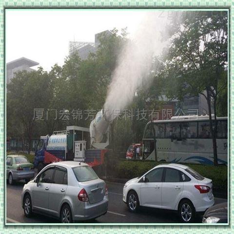 降尘车载式半自动喷雾机