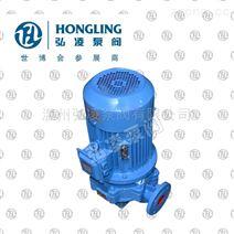 IRG单级单吸热水管道离心泵