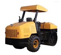 4噸駕駛式單鋼輪壓路機
