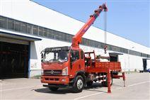 山东沃通重工销售6.3吨(3)随车吊