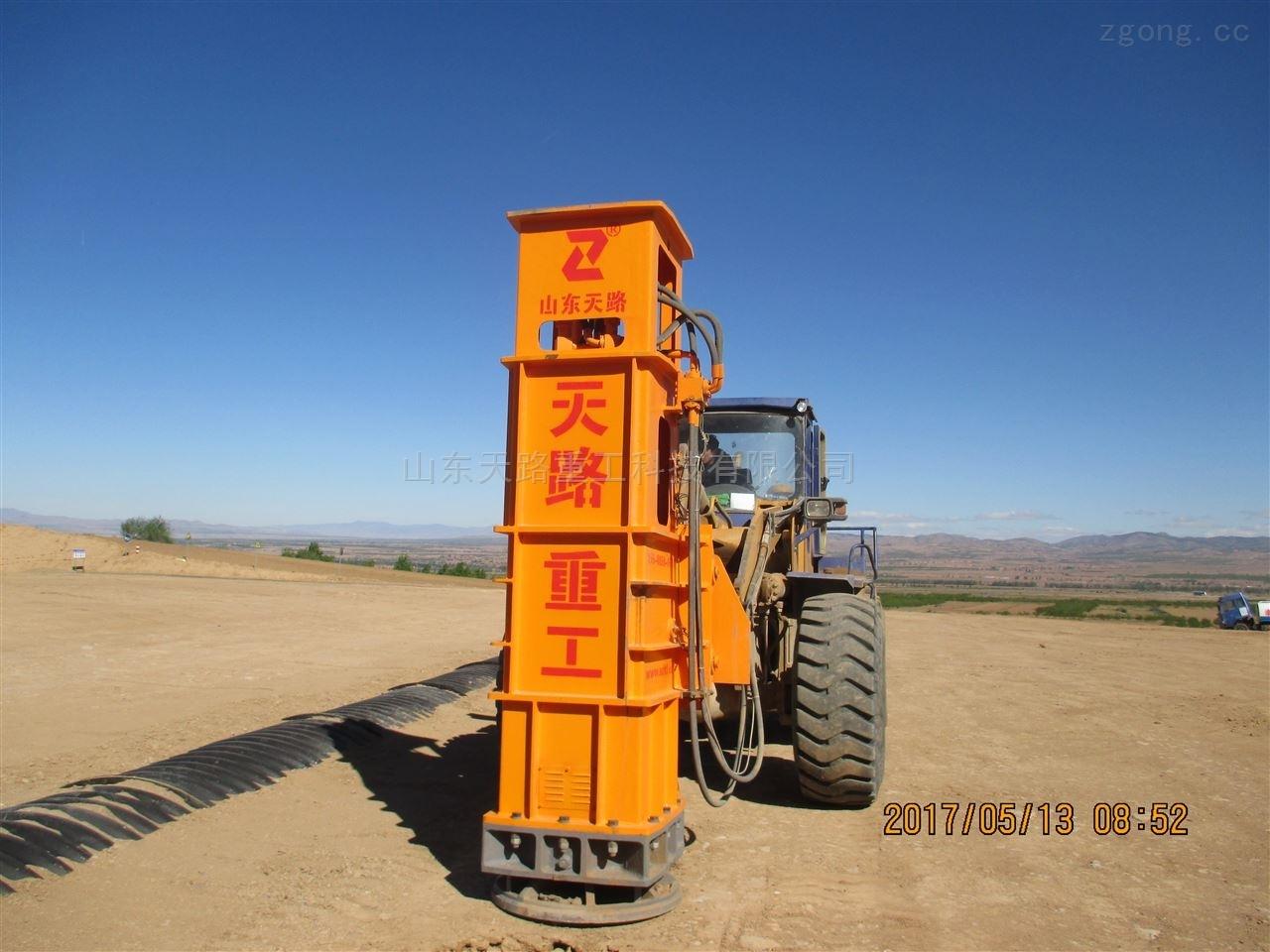 柳州高速液压夯实机厂家直销设备全国低价