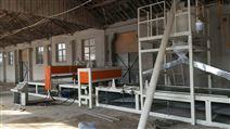 砂漿抹面巖棉復合板生產線設備生產