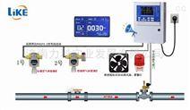 冷库在线式氨气报警器 数值型氨气探测器