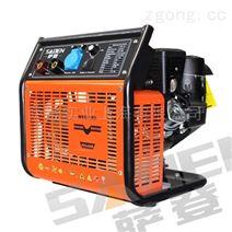商用萨登180A移动汽油焊机
