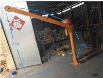 300公斤500公斤三轮车小吊机