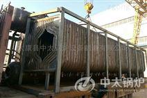 供應5噸  10噸SZS型 臥式雙鍋筒燃氣鍋爐