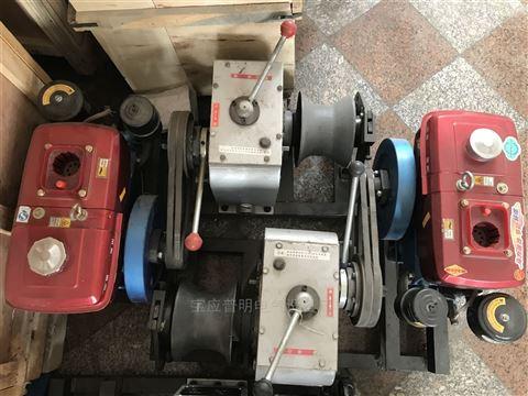 电动绞磨机