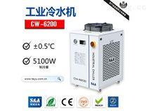 忌用简易水箱代替工业冷水机冷却高功率主轴