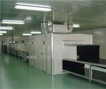 五金行业电子件uv固化炉