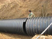河南800钢带增强排水管报价