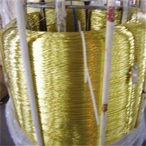 h65黄铜线/h96精拉抗折弯铜线,h62导电铜线