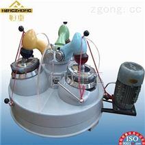 恒诚采矿用设备三头研磨机专业品质业率高