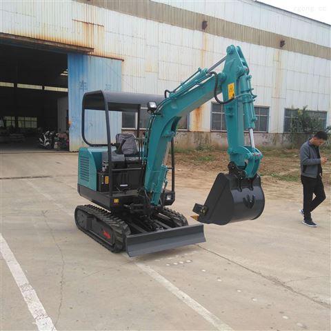 工程机械供应18全新小型履带式挖掘机