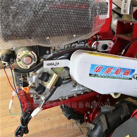 家用柴油开沟机 自走式优质开沟培土机
