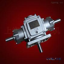 T2-1-R铝合金换向器T型减速机