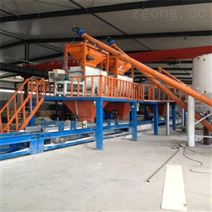 FS防火免拆外模板设备厂A防火保温板生产线