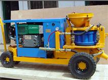 威特立邦柴油式混凝土喷浆机