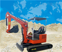 山东小型挖掘机价格 园林用挖机型号