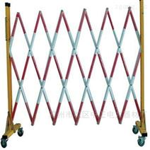 玻璃钢安全伸缩围栏