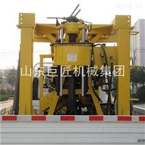 XYC-200车载式液压岩芯钻机200米汽车式钻机
