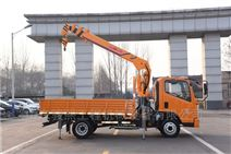 厂家可定制3.2-16吨起重机械 随车运输吊车