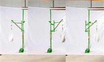 500公斤便携式起重支架-家用吊机安装视频