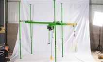 室內房頂快速小吊機價格-家用小型吊機批發