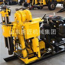 廠家直銷HZ-130新型液壓打井機械