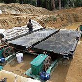 细颗粒矿物选矿摇床,矿山常用的6S摇床