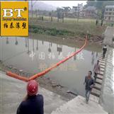 昆明水坝拦污浮体组合式拦污排