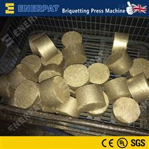 高产量铝屑压块机