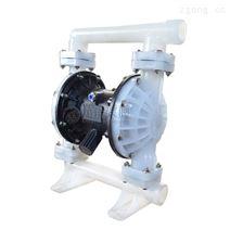 qby氟塑料氣動隔膜泵