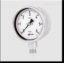 优势供应德国Fischer压力表-大连力迪流体