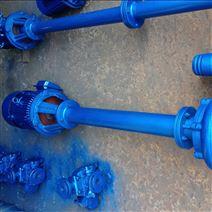 NL100-25污水泥浆泵