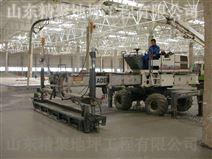 山东精聚大型座驾式激光整平机确保施工价值