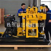 巨匠集团HZ-200YY液压岩芯钻机地质钻探机