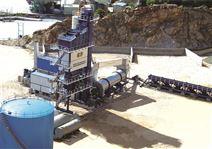 AZP-P 系列移动式沥青混合料搅拌设备