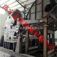 山东志庆废铁破碎机630型环保设备