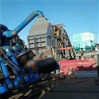 浙江大型锤式废钢破碎机2000型设备
