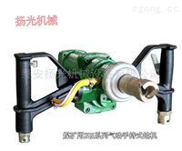 迈入矿用ZQHS-25/2.0气动手持式钻机快车道
